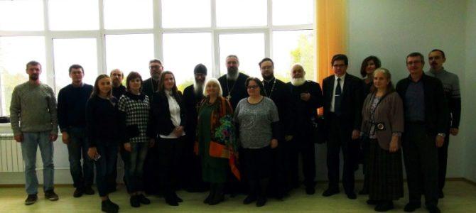 О трезвенной работе в Северном викариатстве рассказали на научно-практической конференции в Смоленске