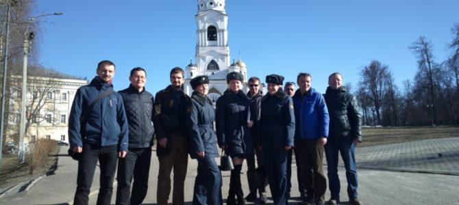 Специалисты КЦ ПАН СВ поучаствовали в работе круглого стола во Владимире