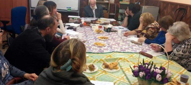 Викариатская школа на Соколе готовит руководителей семейных клубов трезвости