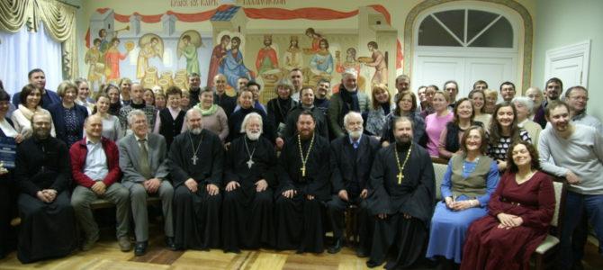 III Съезд семейных клубов трезвости состоялся в рамках XXVII Международных Рождественских образовательных чтений