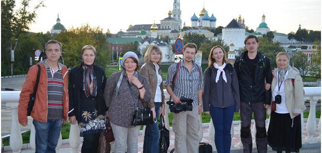 Пешее паломничество в Лавру 2019