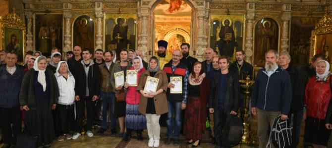 II Восторговская благотворительная ярмарка состоялась в храме на Соколе